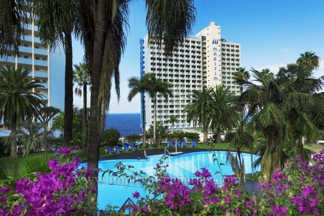 Ferienwohnung in exklusivem 4 Sterne Hotel zu vermieten!