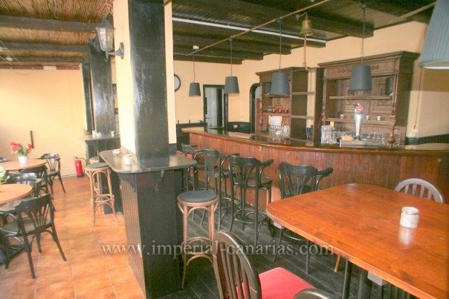 Gelegenheit!! Bar Cafetería zu Vermieten in der nähe vom Eingang des Lago Martianez