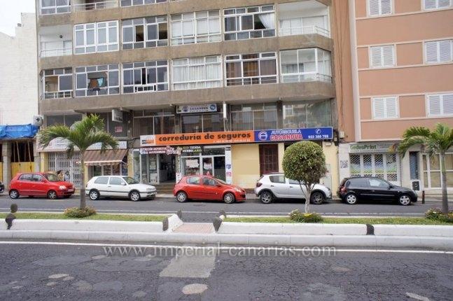 Geschäftsraum im Zentrum von Puerto de la Cruz