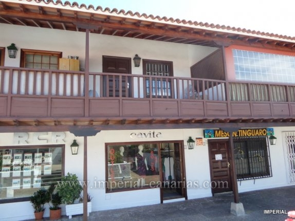 Fantastic property for rentideal as commercial premises located in the Centro Comercial Canary Center in La Paz.
