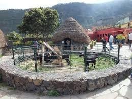 Finca in schöner Umgebung und einfache Zufahrt von der Hauptstrasse zu Pinolere, La Orotava.