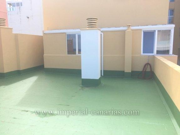Gelegenheit, schönes Appartment im zentrum von Puerto de la Cruz mit 2 Schlafzimmer