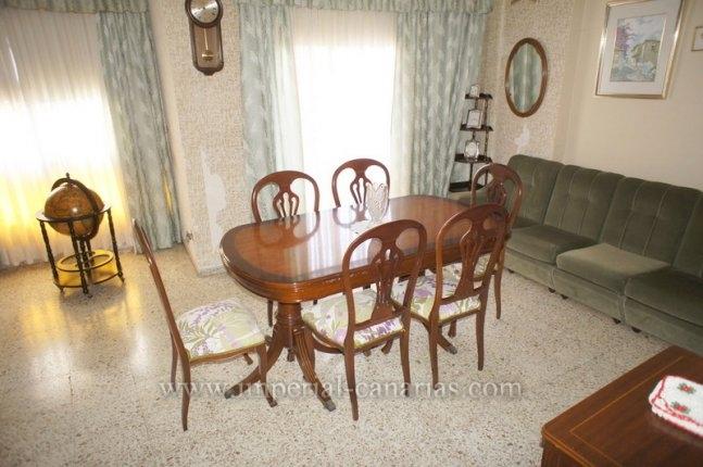 Spacious 4 bedroom apartment in the center of La Orotava