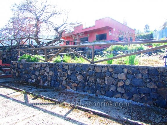 Great finca in Aguamansa with huge views