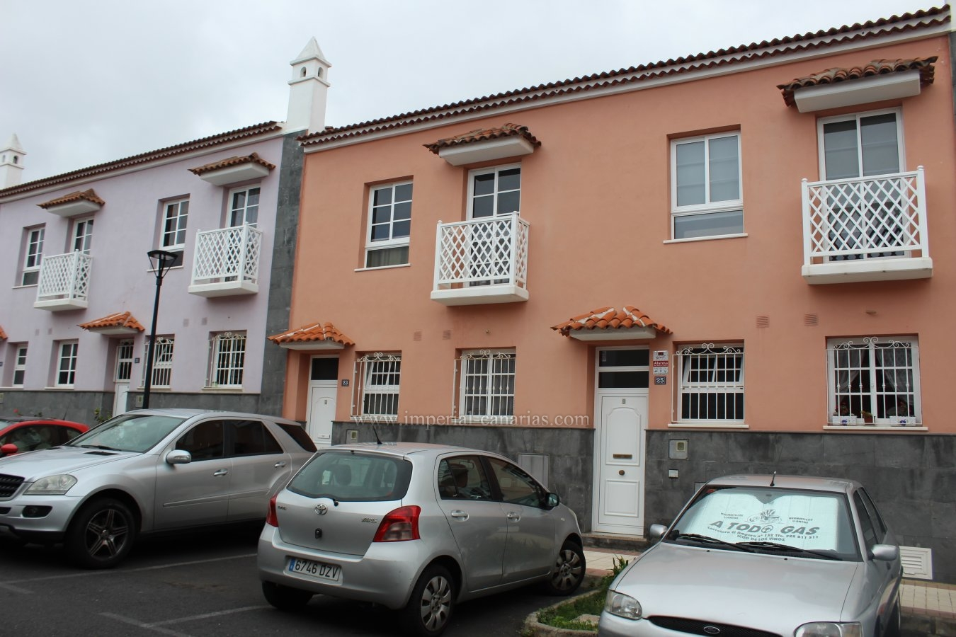 Fabulous and impeccable town house ideal for a family in quiet area of Puerto de la Cruz.