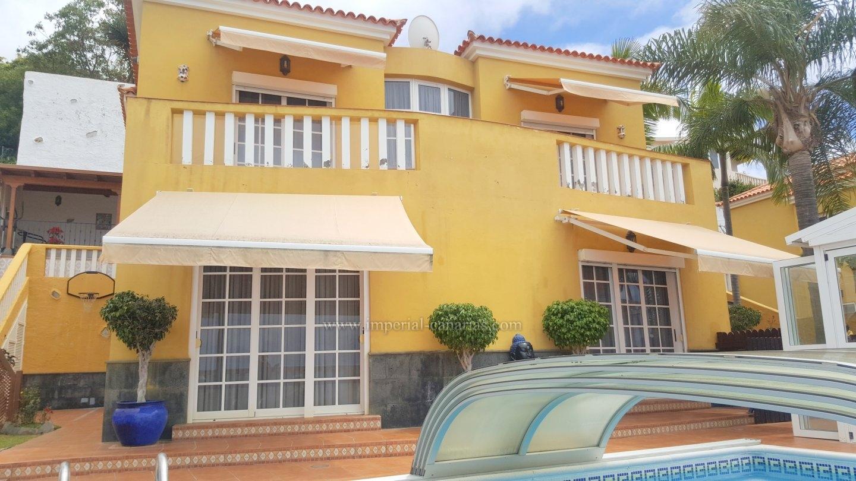Magnificent detached house in the harmonic area of Puertito de Sauzal