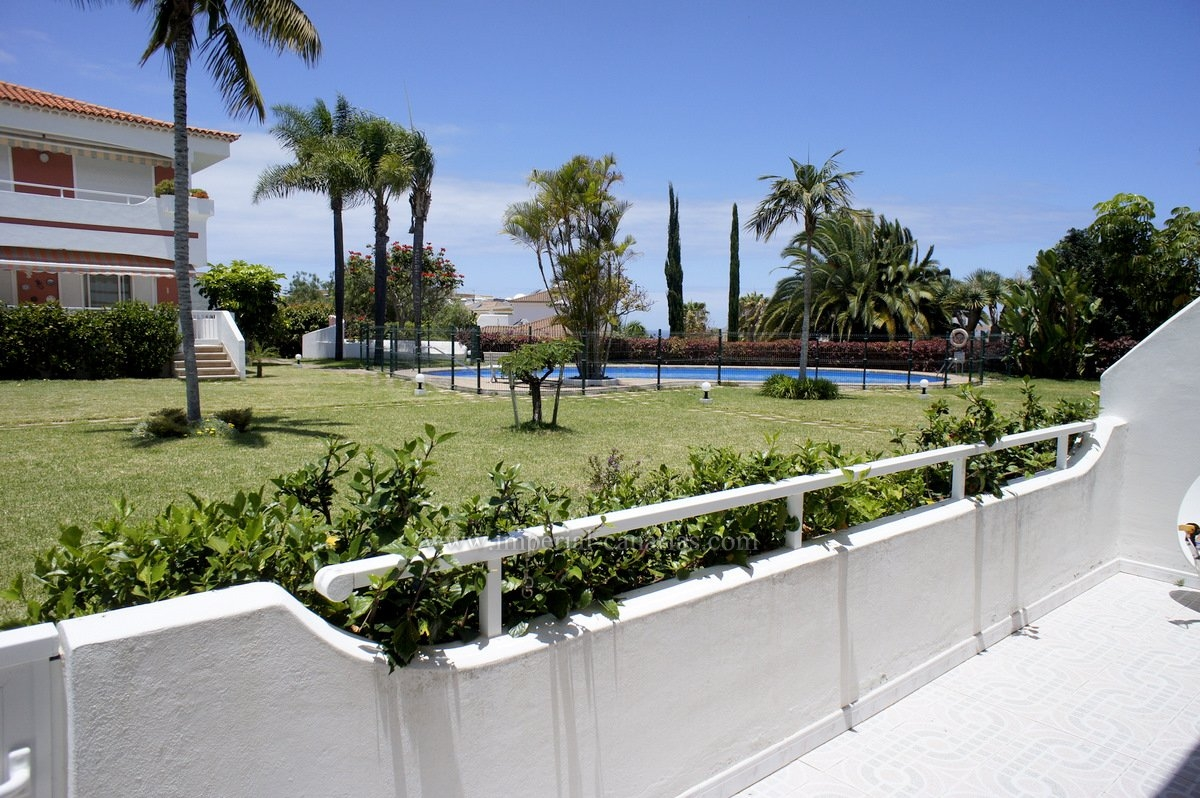 Flat with 2 bedrooms and big terraces in one of the best areas from La Paz