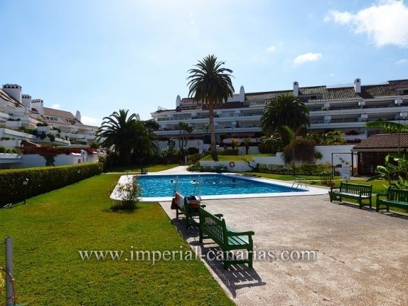 Magnificent apartment in one of the most loved buildings of Puerto de Cruz in the quiet and beautiful area of La Paz