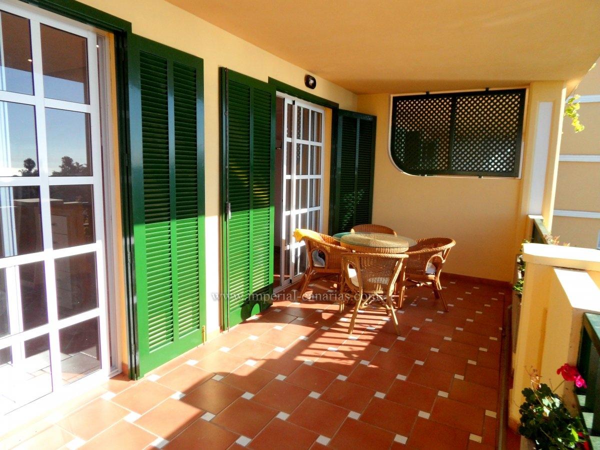 Spektakuläre Wohnung in ruhiger Umgebung mit guter Aussicht.