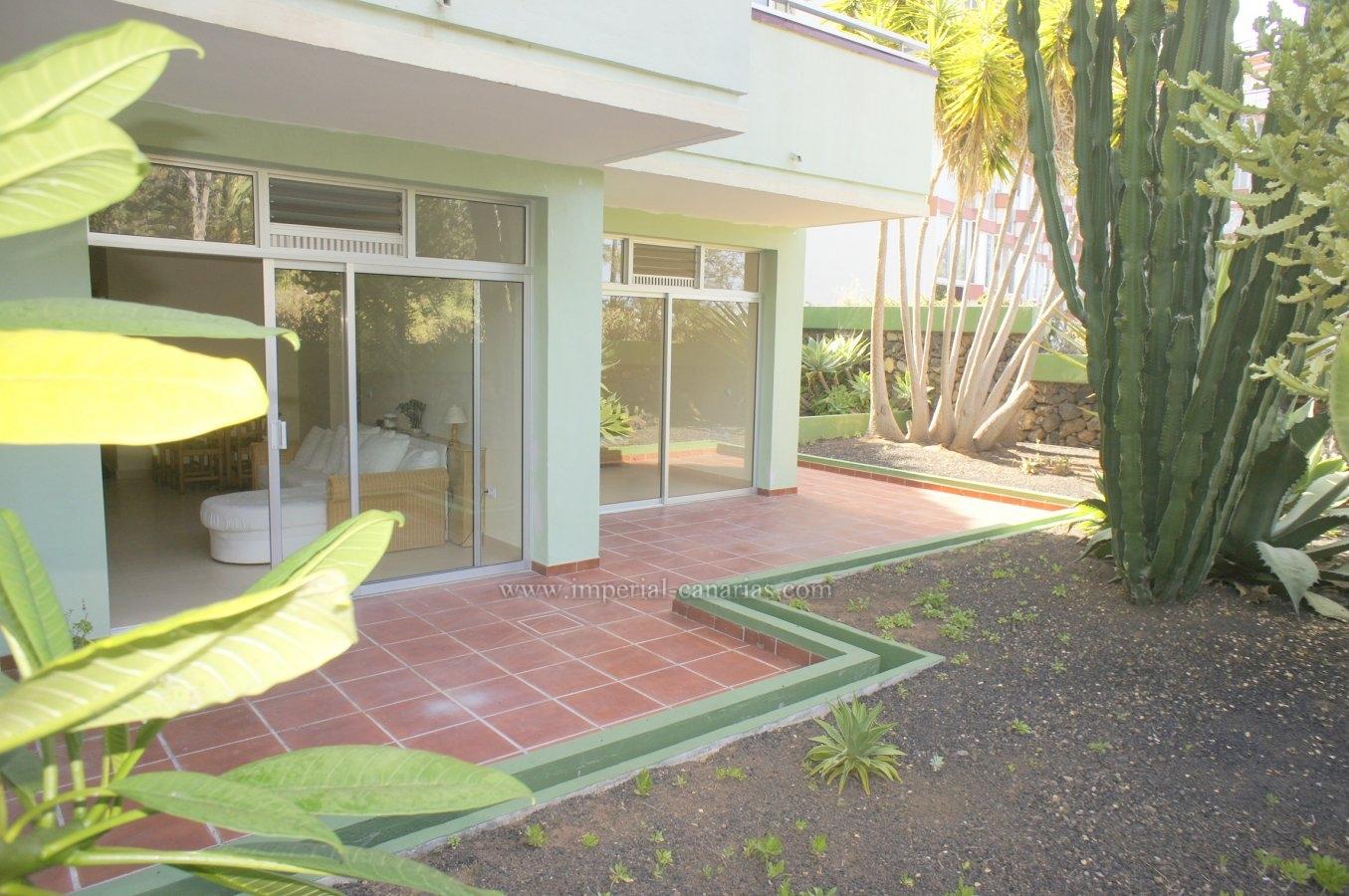 Moderne Wohnung mit drei Schlafzimmern in Puerto de la Cruz
