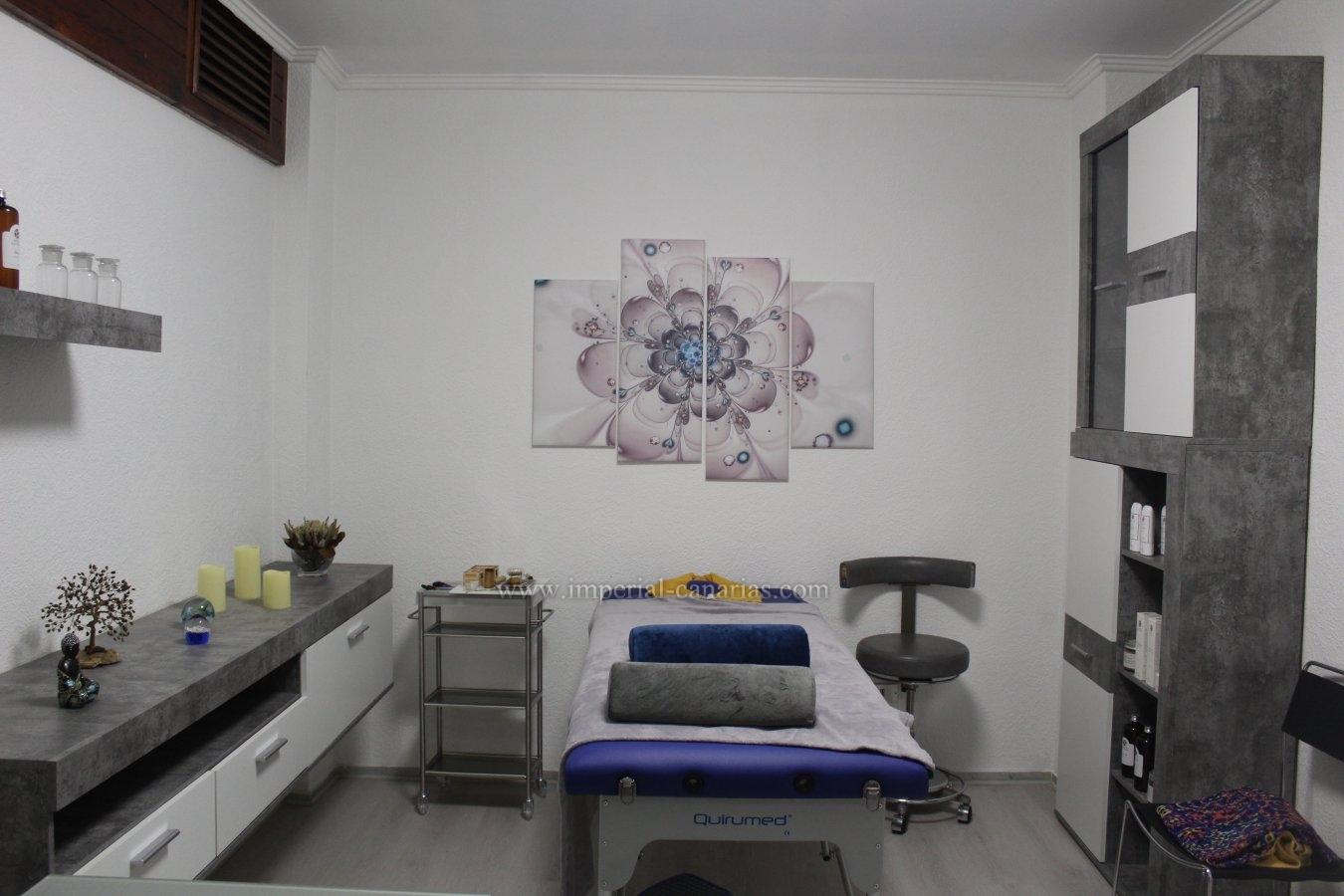 Wohnung ideal als Büro oder Sprechzimmer  in der Innenstadt von La Orotava.