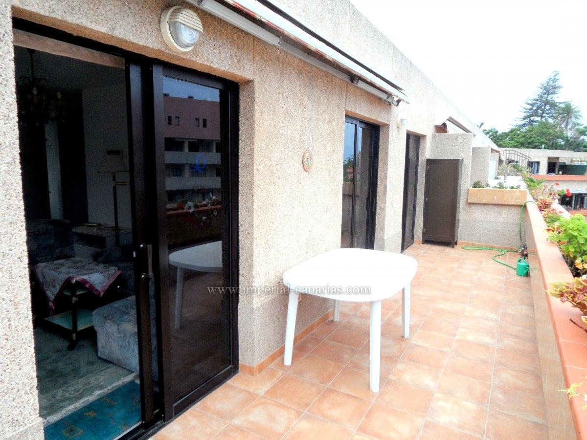 Comfortable apartment very close to Playa Jardin beach of Puerto de la Cruz