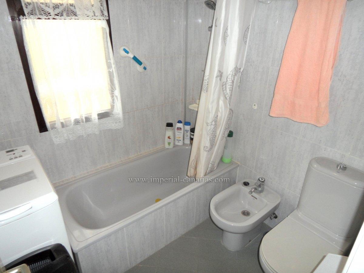Komfortable Wohnung in unmittelbarer Nähe zum Playa Jardin Strand,