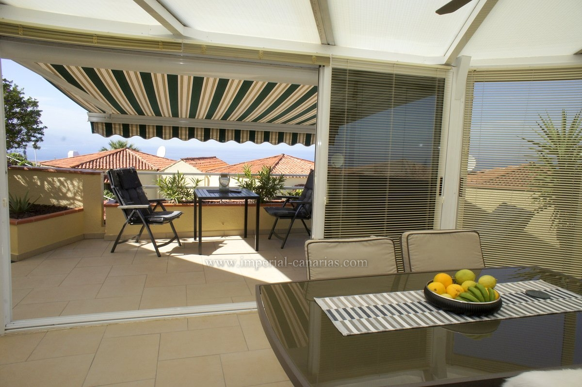 Charming apartment in Puntillo del Sol with fantastic terrace.