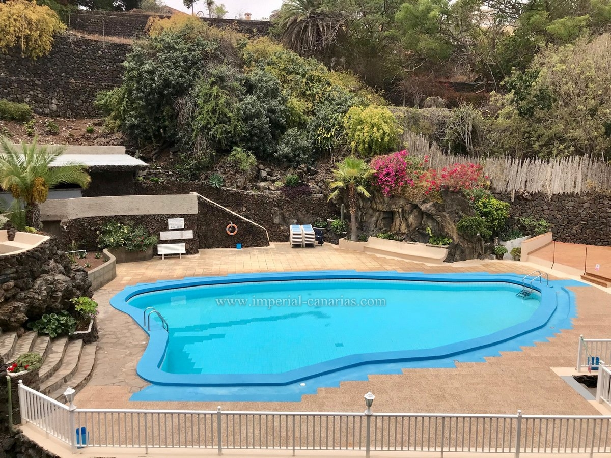 Apartment with 1 bedroom and community pool for rent