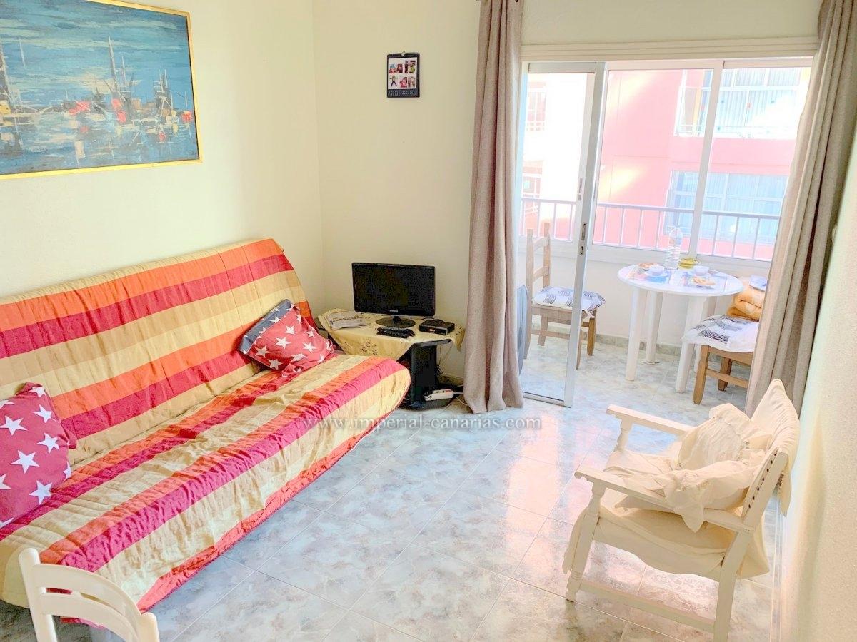 Oportunidad en la Playa Martianez, estupendo apartamento de un dormitorio