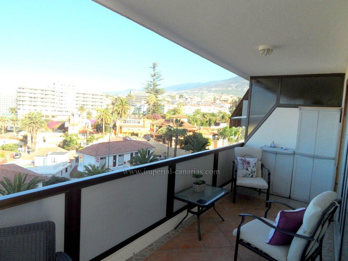 Disfrutar de maravillosas vistas cerca del centro del Puerto de la Cruz