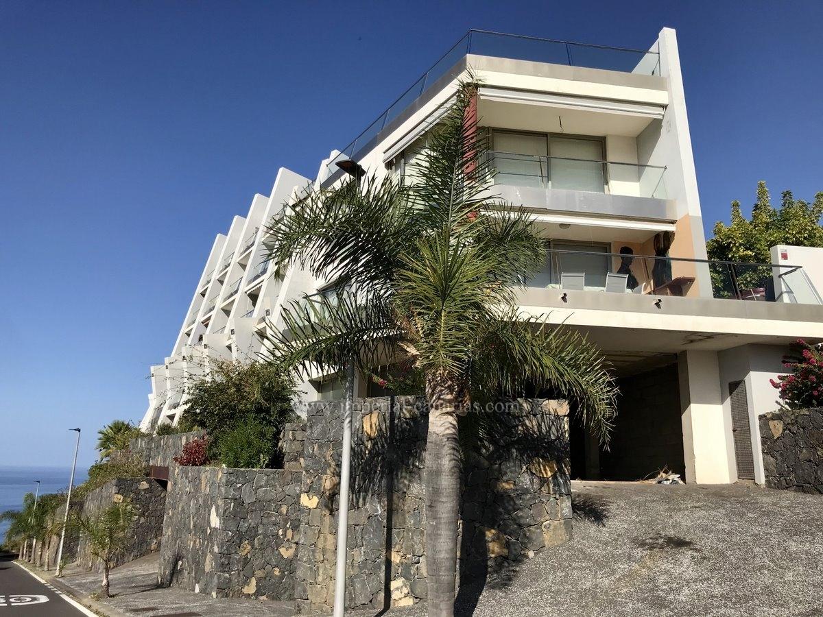 Schöne Wohnung mit herrlichem Blick über die Nordküste Teneriffas