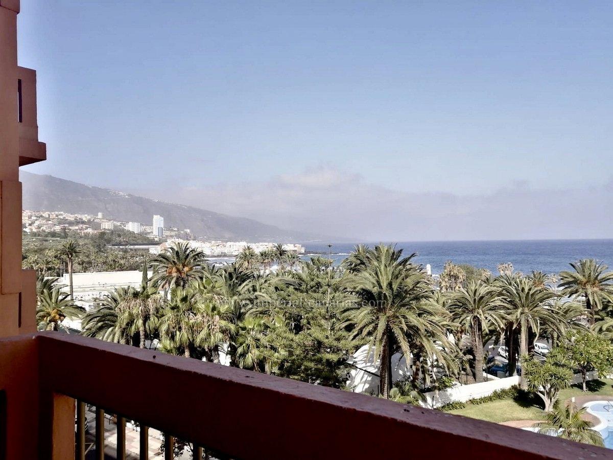 Studio with sea views next to Playa Jardín