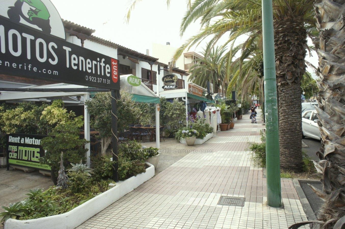 Nettes kleines Restaurant mit Terrasse in La Paz!