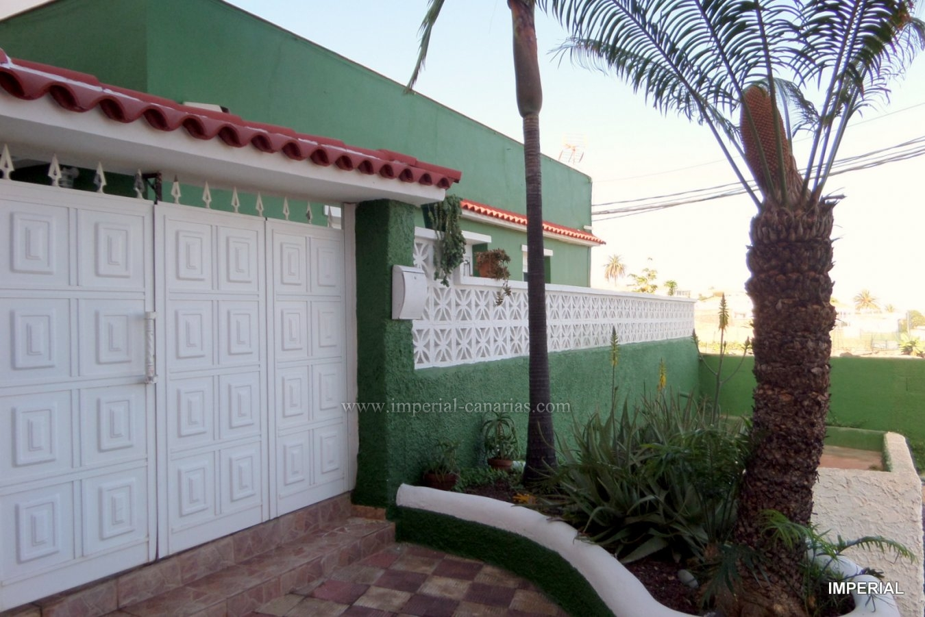 Great furnished country house, for rent in Toscal Longuera, Los Realejos.