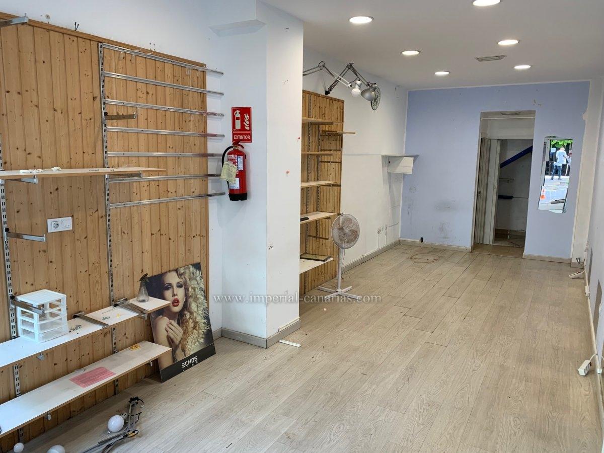 Ladenlokal in bester Lage von Puerto de la Cruz, Für jede Art von Geschäften