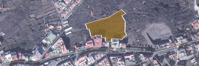 Building land in Icod de los Vinos