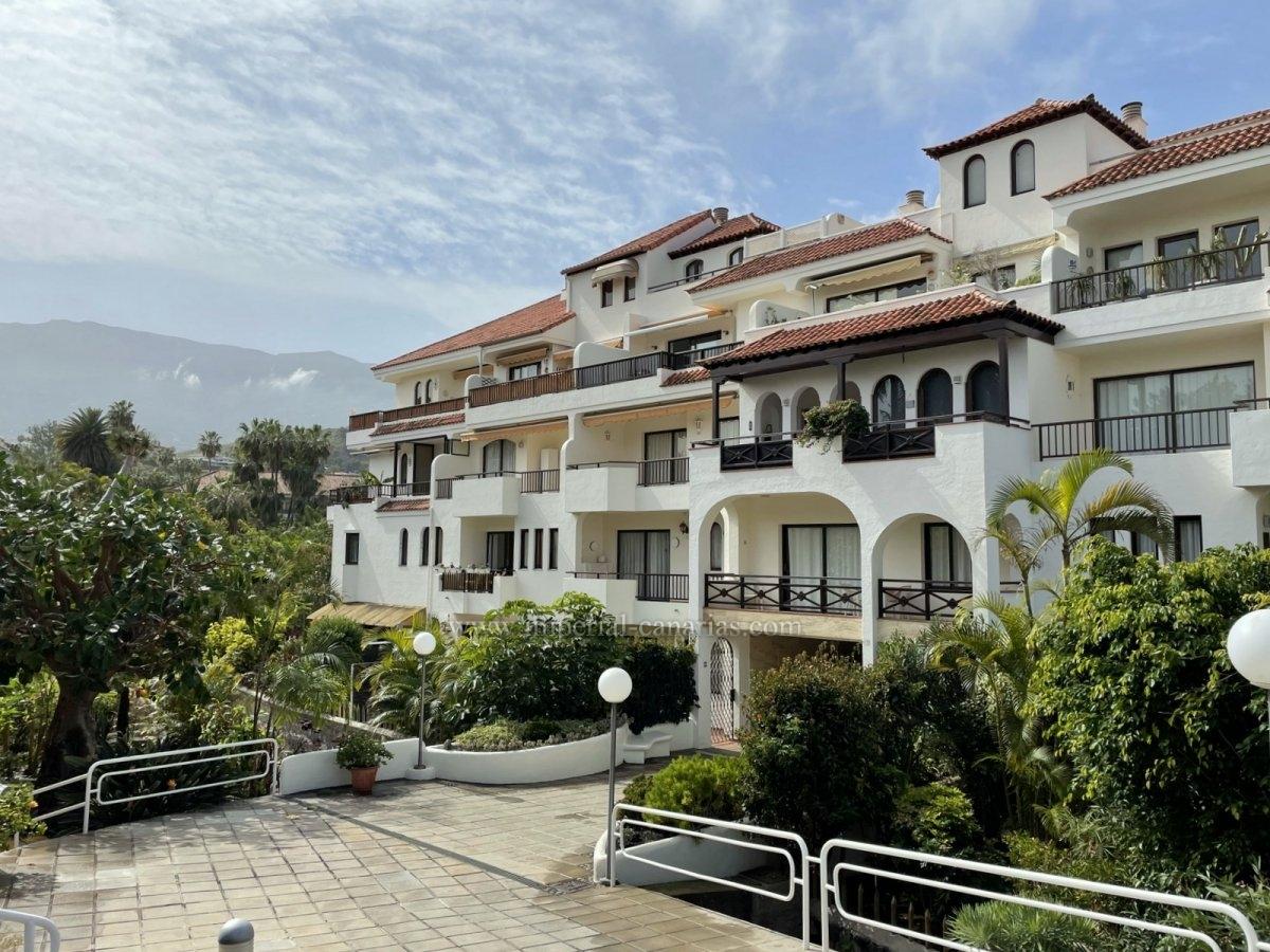 API10881 -  Wohnung in Parque Taoro  -  Puerto de la Cruz