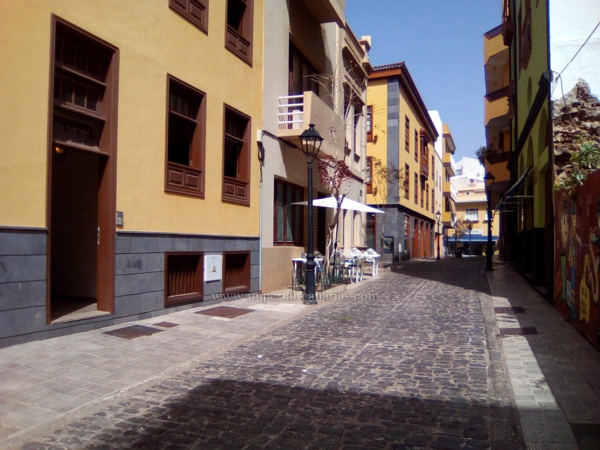 Zentral gelegene und ruhige Wohnung in Puerto de la Cruz