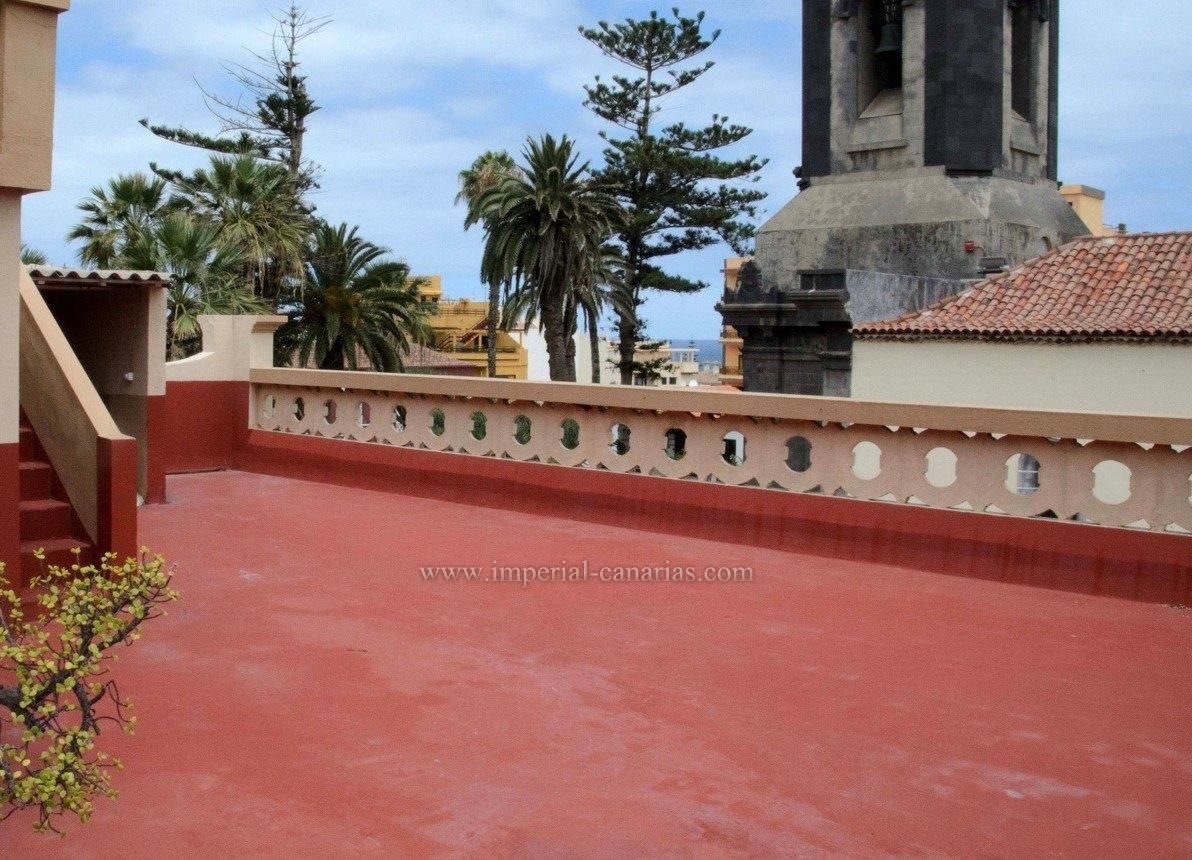 Emblematic colonial house in the heart of Puerto de la Cruz