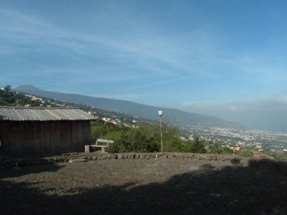 Kanarisches Haus in Cañeño  -  Kanarisches Haus mit rustikaler finca in La Orotava
