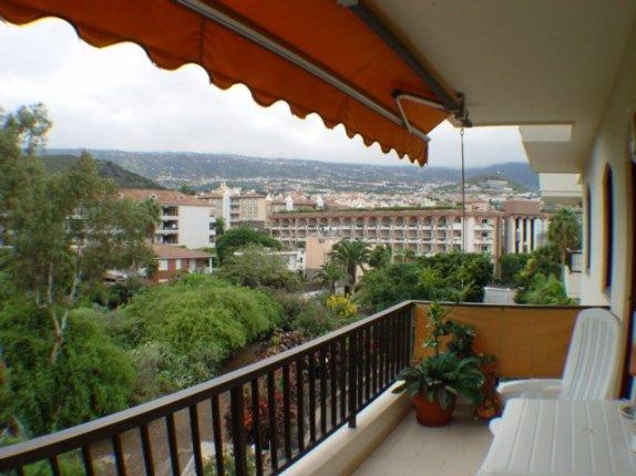Appartement in Parque Taoro  -  Geräumiges und hübsches Appartement in ruhiger aber zentraler Wohnlage von Puerto