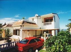 Doppelhaush�lfte in Guacimara  -  Puerto de la Cruz