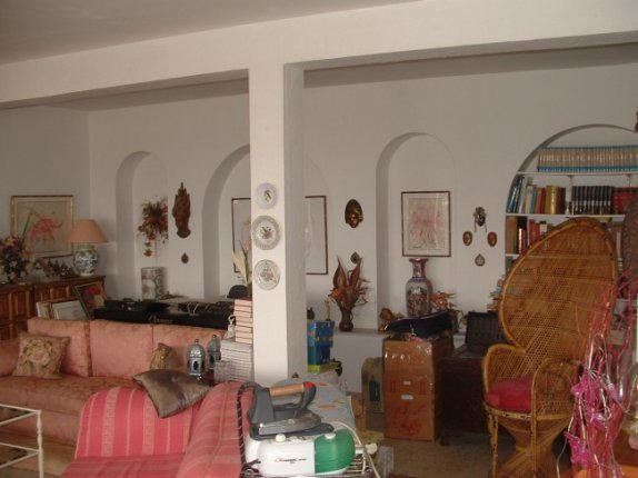 Appartement in La Monta�a  -  Helles und grossz�giges Appartment mit unverbesserlicher Aussicht.
