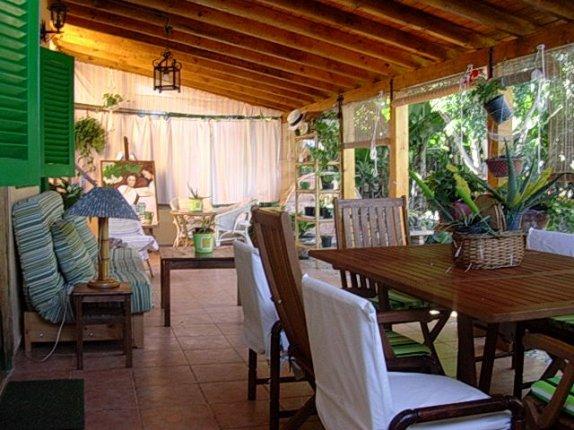 Kanarisches Haus für Kurz- Zeitmiete in San Juan de la Rambla.