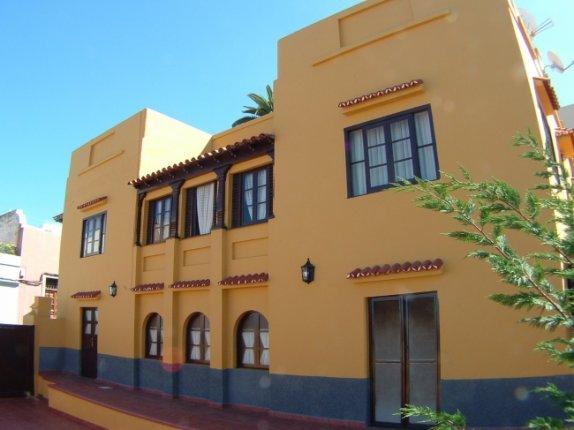 Einfamilienhaus in centro  -  Einmaliges altes historisches Haus in der Altstadt von La Orotava.