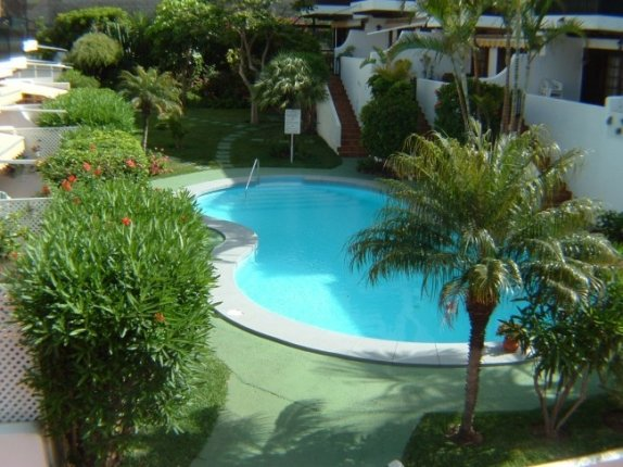 Apartment in Puerto de la Cruz  -  In the best area of Puerto, peacefull, with comunal pool