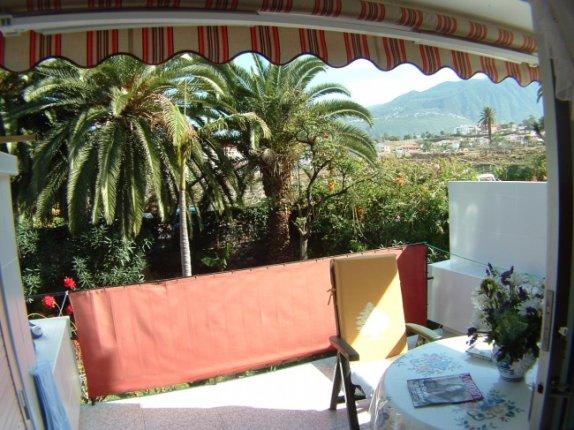 Appartment in ruhiger Wohnlage von Puerto, renoviert und komplett möbliert.
