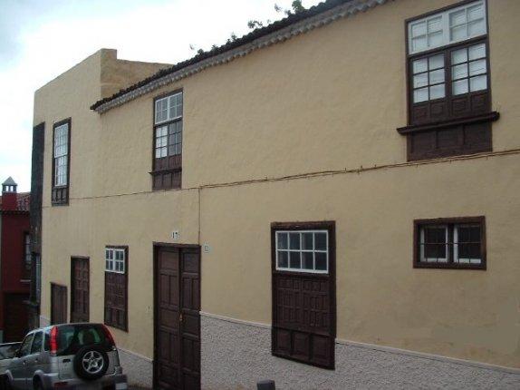 Kanarisches Haus in La Orotava  -