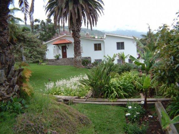 Einfamilienhaus in La Orotava  -  Antiques Haus in der nähe der Altstadt mit grosszügiger Gartenanlage.