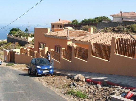 Einfamilienhaus in Candelaria  -  Fabelhaftes Chalet mit Kamin in Candelaria