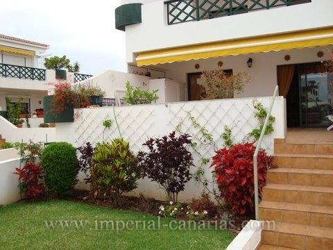 Appartement in La Paz  -  Gepflegtes Appartement in schöner Anlage mit beheiztem Pool.