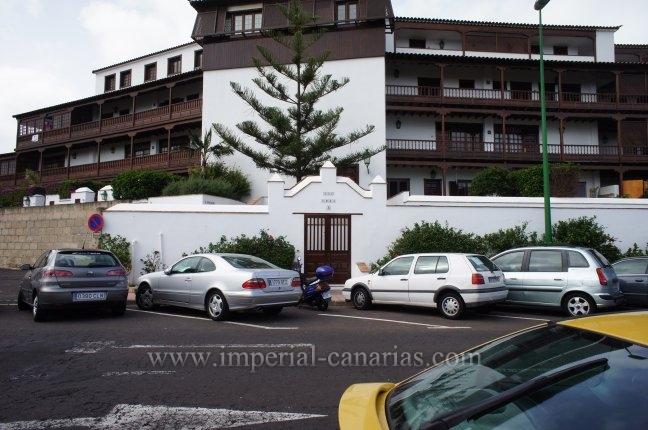 Appartement in La  Paz  -  Modernes Appartement in bevorzugter Wohnanlage in La Paz, komplett möbliert.