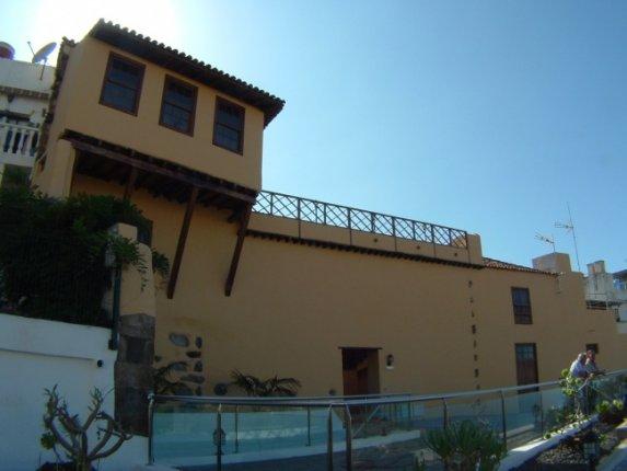 Hotel Rural im historischen Teil von San Vicente.Mit Panoramablick.