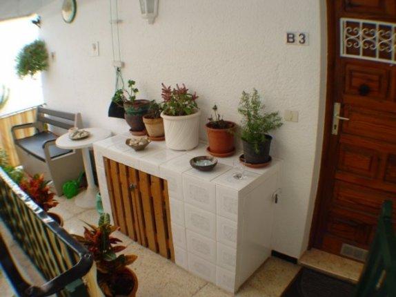 Appartement in Las Adelfas  -  Schönes und praktisches Appartment mit Blick auf Puerto de la Cruz und Meer.