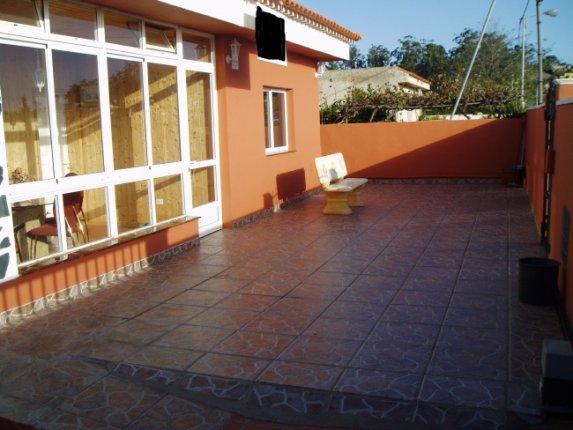 Einfamilienhaus in La Laguna  -  Chalet in ruhiger Gegend und mit blick aufs Land.