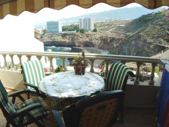 Appartement in Los Realejos  -  Grossräumiges und schönes Appartement in erster Meerlinie.