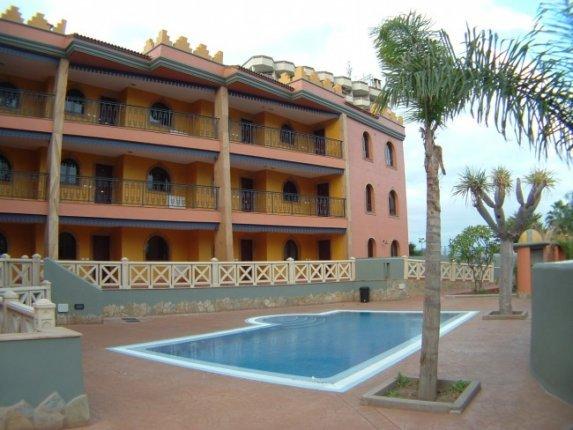 Appartement in La Romantica  -  Neuwertiges Appartement mit schönem Meerblick.