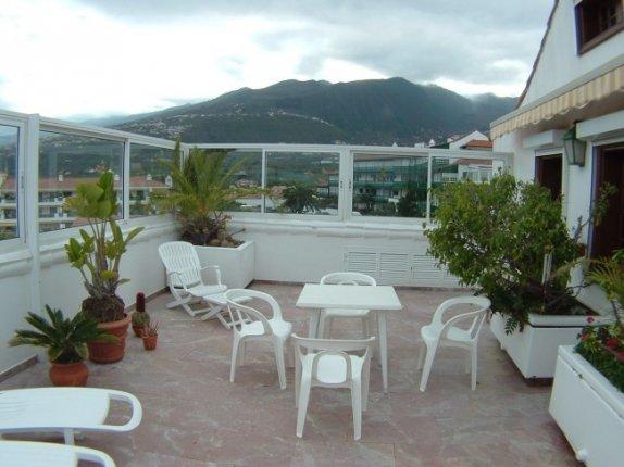 Appartement in La  Paz  -  Urlaubsvermietung, komfortable Penthauswohnung in sehr guter Lage, in top Lage