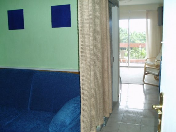 Studio in Puerto de la Cruz  -  Renoviertes Studio in der Nähe vom Strand Playa Jardin mit schönem Blick.